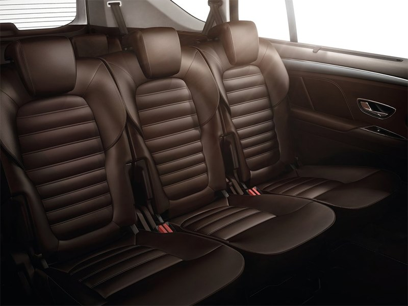 Renault Espace 2015 задние кресла