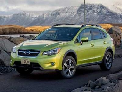 Обновленный Subaru XV Crosstrek появится в продаже в 2015 году
