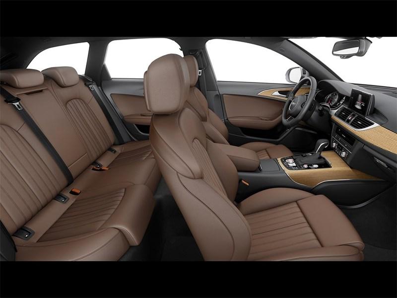 Audi A6 Avant 2015 салон