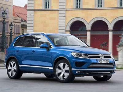 Опубликован рублевый прайс-лист на рестайлинговый Volkswagen Touareg