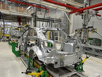 Работа российского предприятия Volkswagen в Калуге приостановится