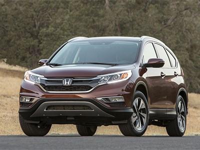 Обновленный кроссовер Honda CR-V получит новые силовые агрегаты