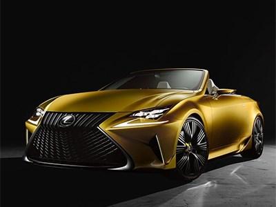В Женеве состоится премьера двух новых концепт-каров от Lexus