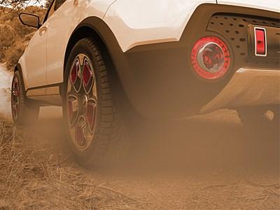 Kia назвала свой новый концептуальный кроссовер Trail'ster