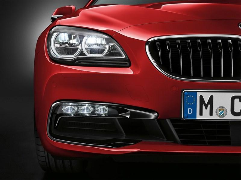BMW 6-Series Convertible 2015 передняя фара