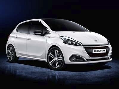 Peugeot привезет на Женевский автосалон новый Peugeot 208