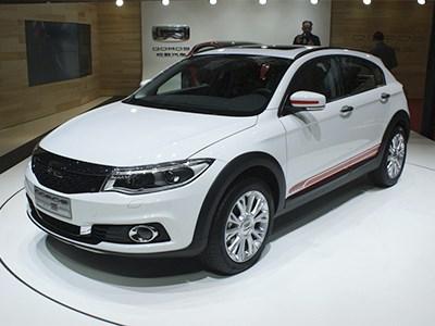 В Женеве состоялась европейская премьера кроссовера Qoros 3 City SUV
