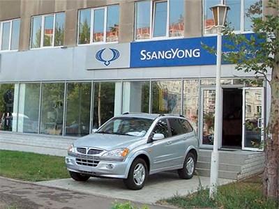 SsangYong покидает российский рынок
