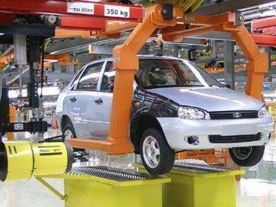 «АвтоВАЗ» готовится наращивать производство новых автомобилей во втором квартале