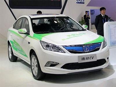 В Китае выпущено более 25 тысяч электрокаров за первый квартал 2015 года
