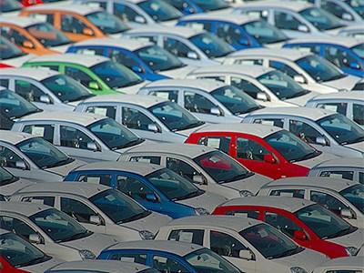 Автомобильный рынок Европы в марте вырос на 10%