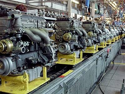 ГАЗ и ЗМЗ станут поставщиками комплектующих для двигателя Ford Duratec 1,6