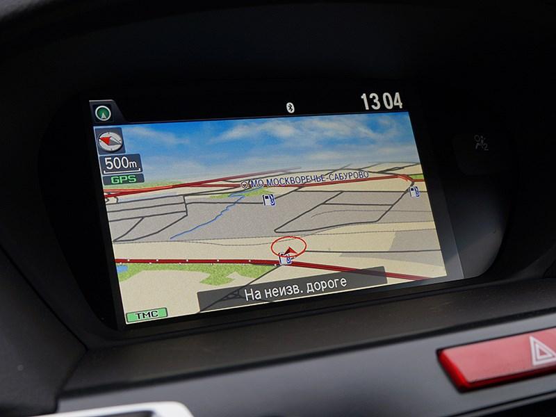 Acura TLX 2015 верзний экран