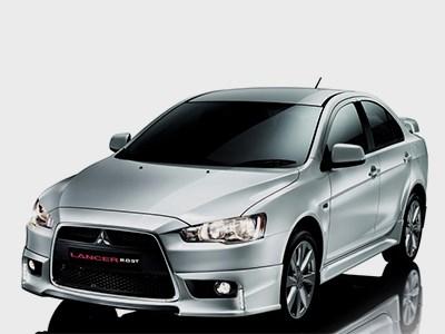 Mitsubishi Lancer получит пакет обновлений