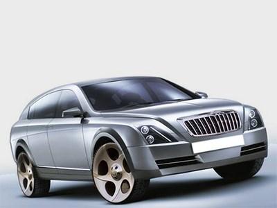 Кроссовер Mercedes-Benz Maybach не появится раньше 2017 года