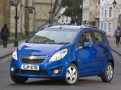 На российском рынке начинается сервисная кампания для ситикаров Chevrolet Spark