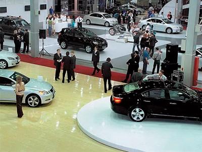 Европейский автомобильный рынок продолжает расти