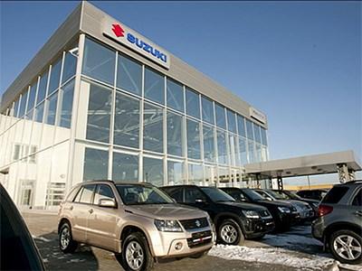 Suzuki будет бороться за возвращение своей доли на российском рынке