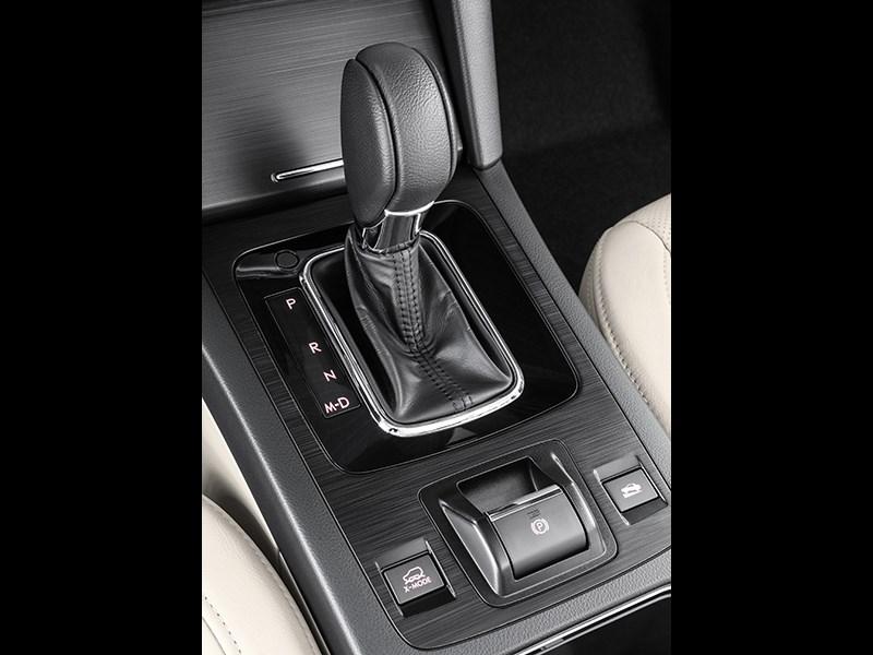 Subaru Outback 2015 вариатор
