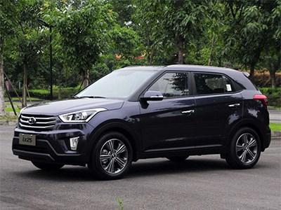 Кроссовер Hyundai ix25 будет продаваться под именем Creta