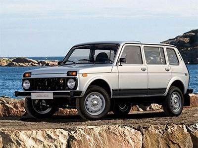 Для пятидверной версии Lada 4x4 станут доступны новые опции
