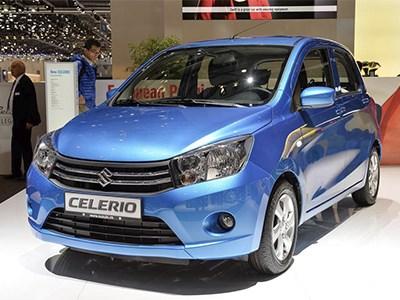 Suzuki представила свой первый дизель