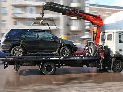 Стоимость эвакуации автомобиля будет привязана к его весу