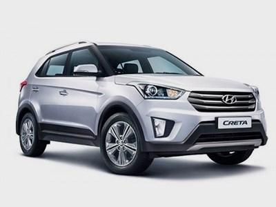 На мировой рынок выходит новый компактный кроссовер Hyundai Creta