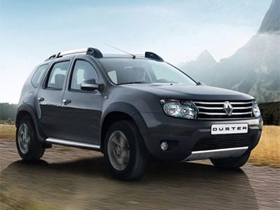 Новый Renault Duster получит «коробку-автомат»