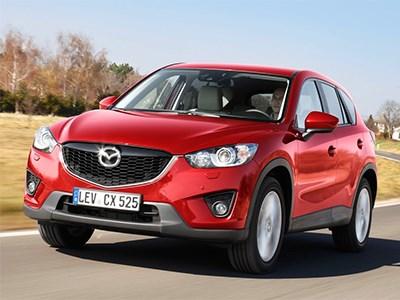 Mazda отзывает седаны Mazda6 и кроссоверы СХ-5 с российского рынка