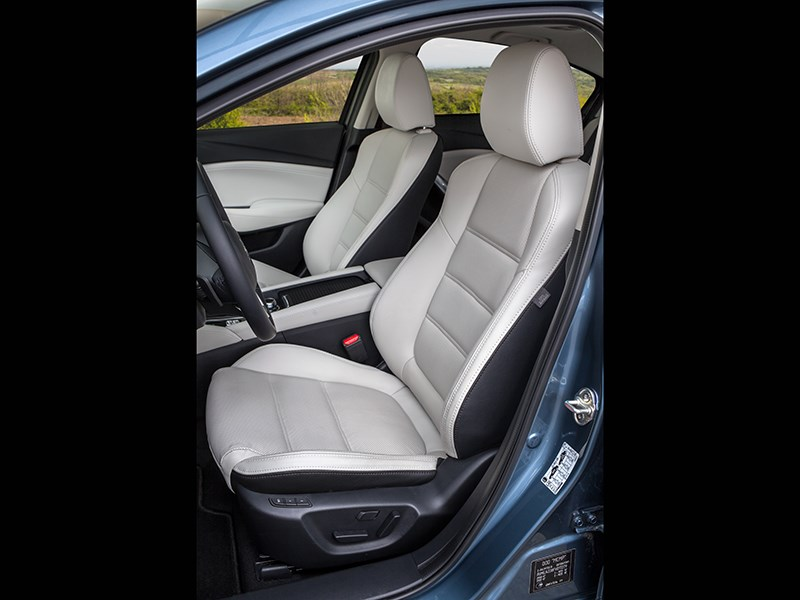 Mazda 6 2016 передние кресла