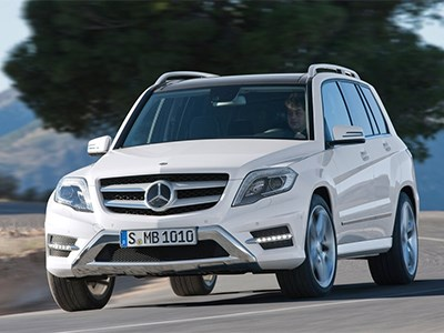 Mercedes-Benz GLK покинул российский рынок, уступив свое место преемнику