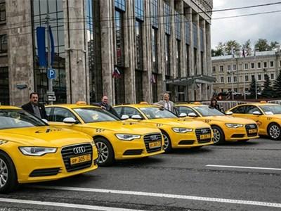 Москва стала лидером среди европейских городов по количеству такси