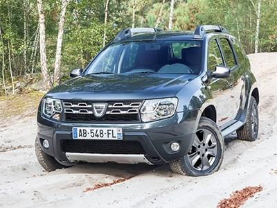 Dacia Duster обзавелся новым двигателем