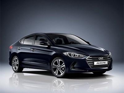Hyundai представил Elantra 6-ого поколения