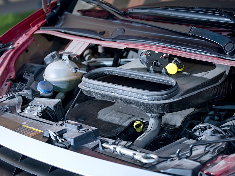 Fiat Scudo Cargo 2014 двигатель