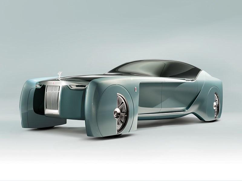 Rolls-Royce отказался от гибридных моделей