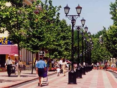 Центр Москвы может стать пешеходным
