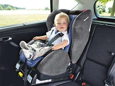 80% детских автомобильных кресел в РФ небезопасны