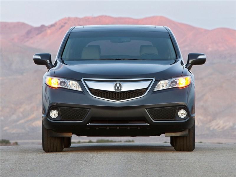 Acura RDX 2013 вид спереди