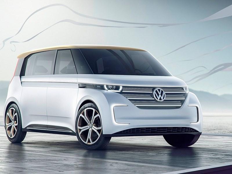 Volkswagen запустит концепт-кар Budd-e в серийное производство