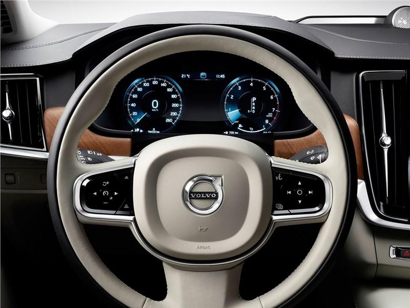 Volvo S90 2016 руль