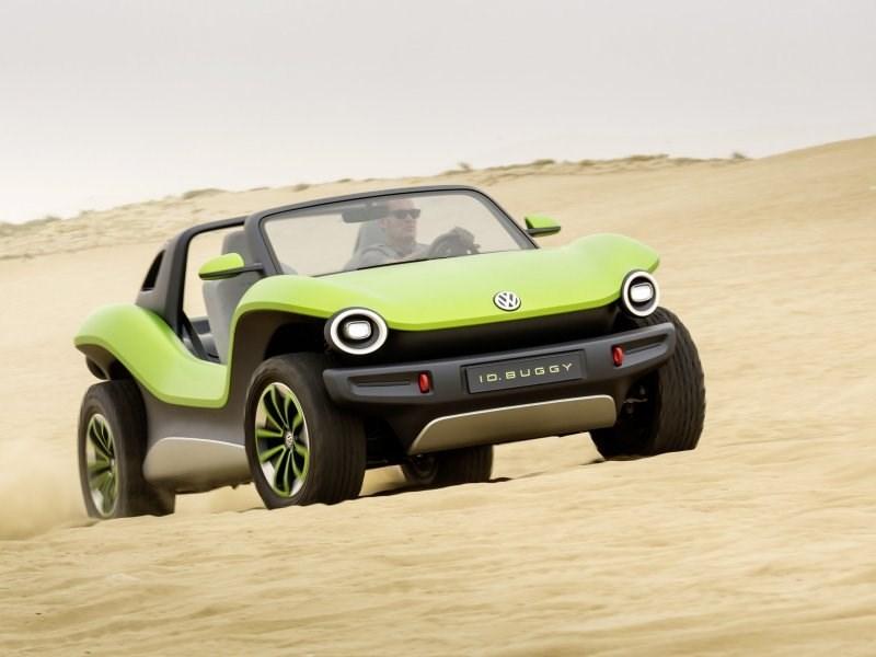 Volkswagen выпустит электрический кабриолет