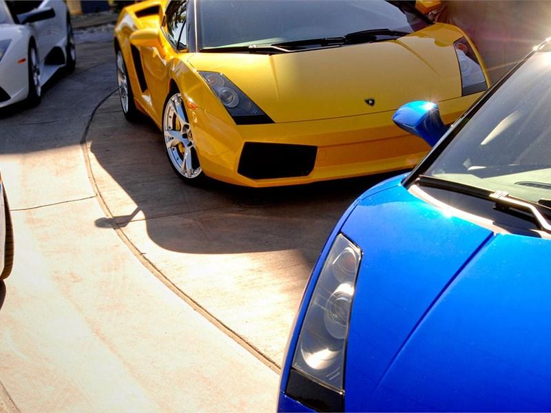 В России скупили все доступные в этом году Lamborghini