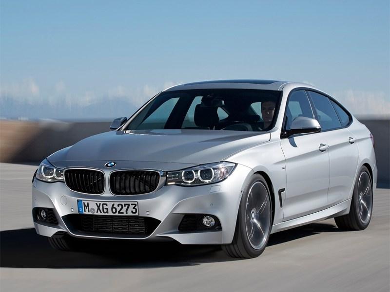 BMW 3-Series GT– от 1,5 млн рублей минимум