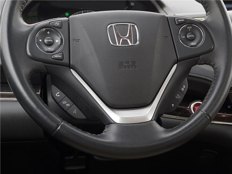 Honda CR-V 2015 руль