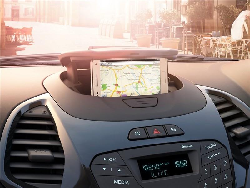 Ford Ka+ 2017 монитор