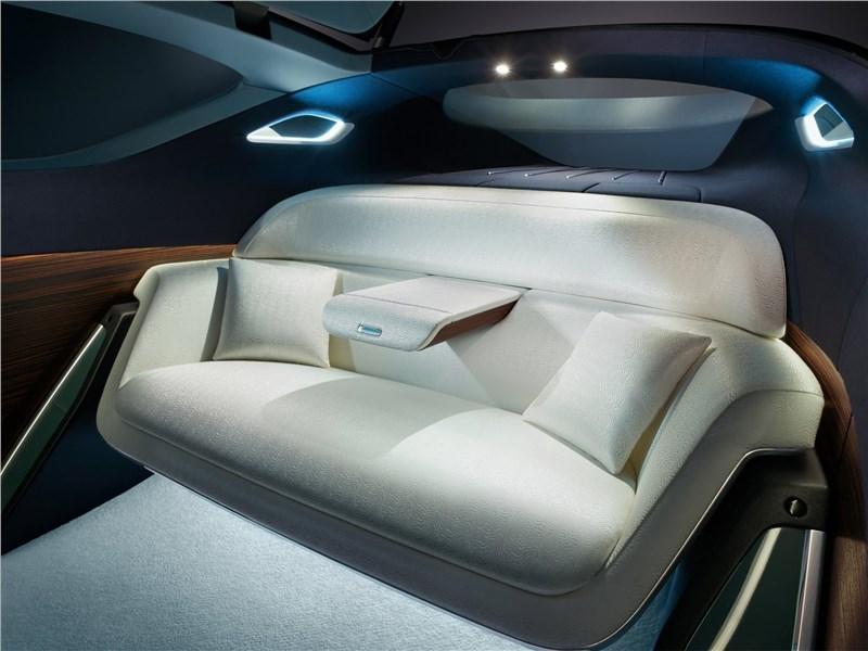 Rolls-Royce Vision Next 100 concept 2016 диван