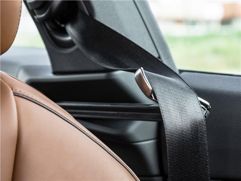 Audi S5 2017 ремень безопасности
