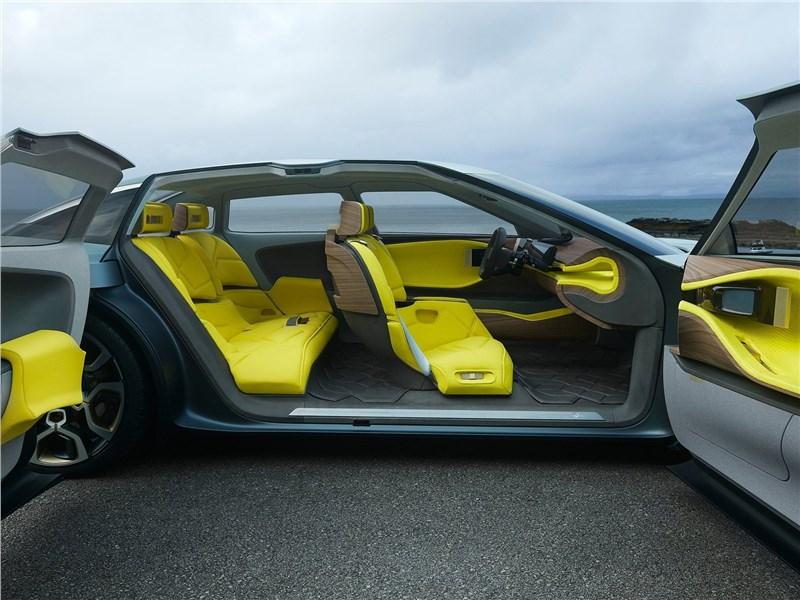 Citroen CXperience Concept 2016 салон